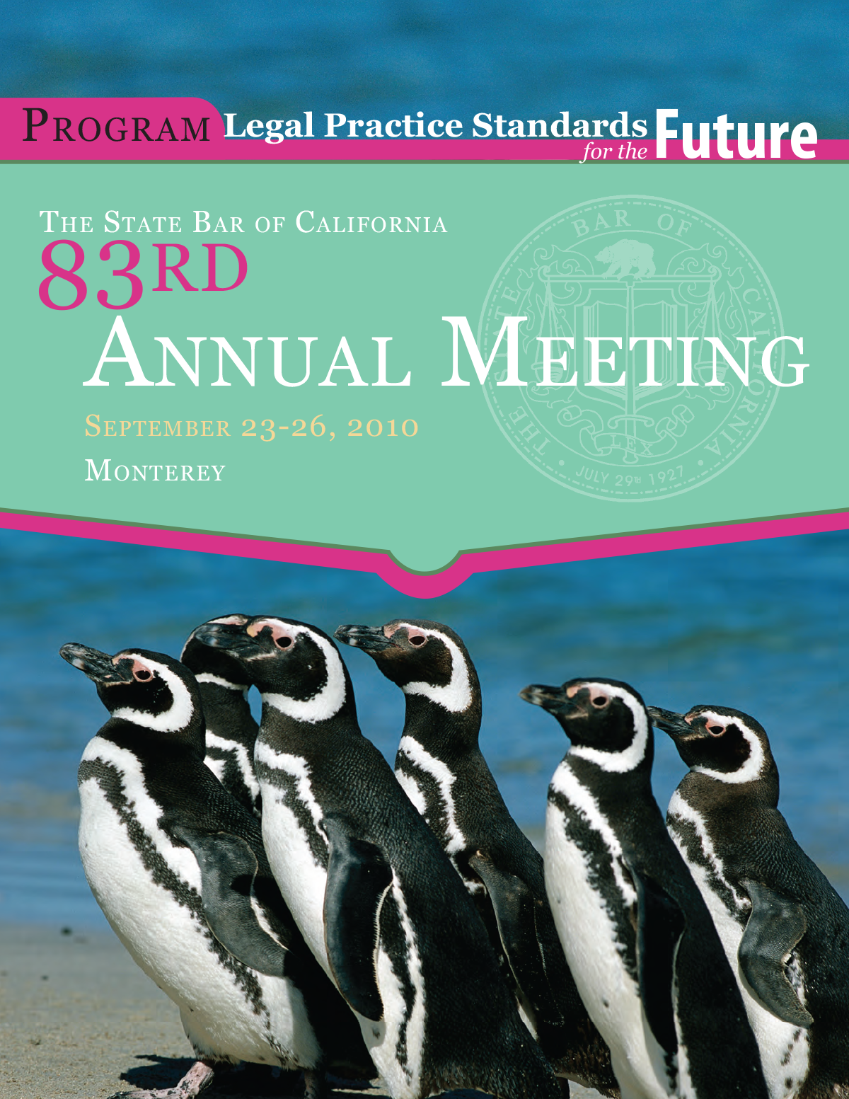 State Bar of California 83rd Annual Meeting
